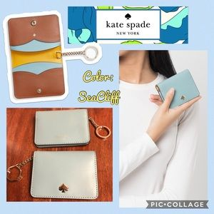 Kate Spade ♠️ Nadine Slim Bifold Card Holder